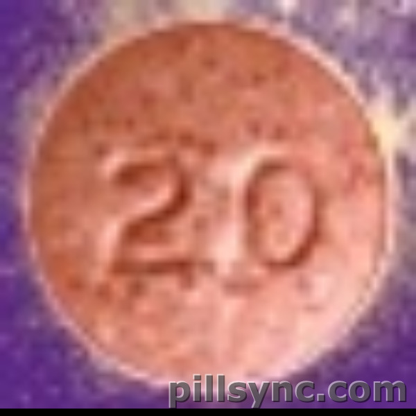 ROUND RED 20 Omeprazole 20 MG Disintegrating Oral Tablet