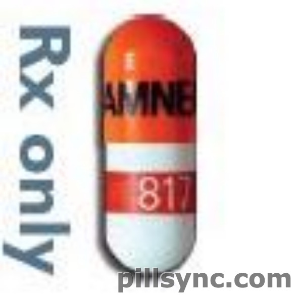 CAPSULE ORANGE AMNEAL 817 celecoxib 50 MG Oral Capsule