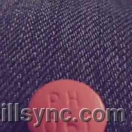 ROUND RED PH 061 Methenamine 162 MG  Sodium Salicylate 162.5 MG Oral Tablet