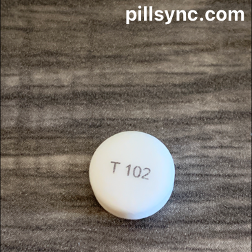 ROUND WHITE T 102 bupropion hydrochloride xl bupropion hydrochloride tablet extended release