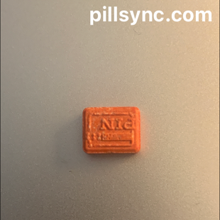 orange square NIA score Street ecstasy MDMA
